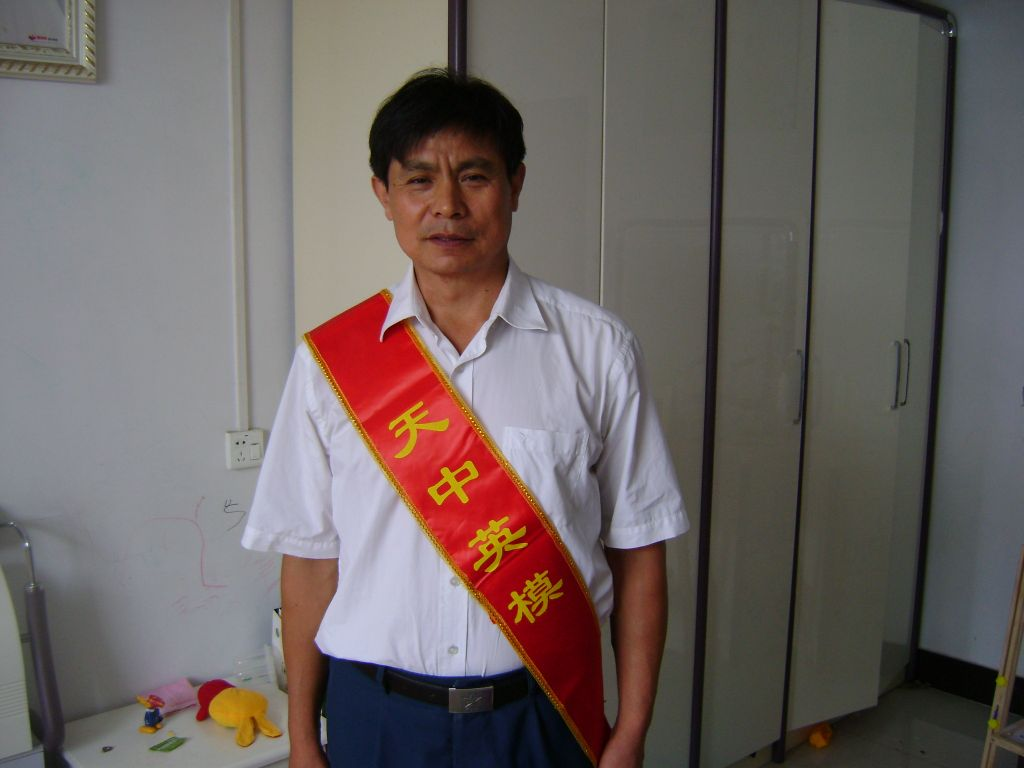 """""""中国好人""""吕绍军:善心善行是我家的传统家风"""