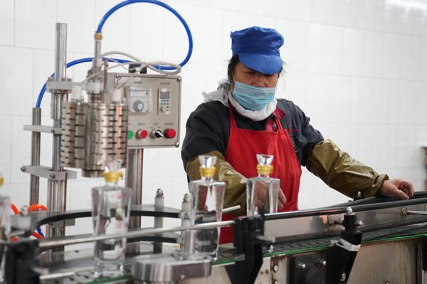 一个退伍军人的创业梦 ――记河南棠河酒业有限公司董事长常文辉
